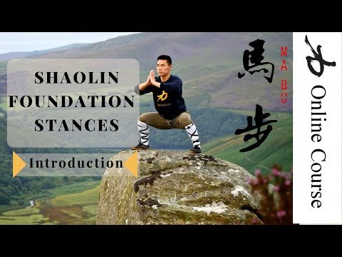 Shaolin Stances Online Training Course - Introduction