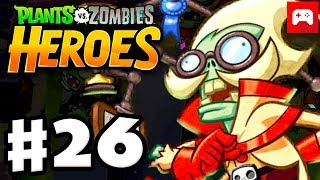 Plants vs. Zombies Heroes Android Gameplay #26 - Plants vs. Zombies 2