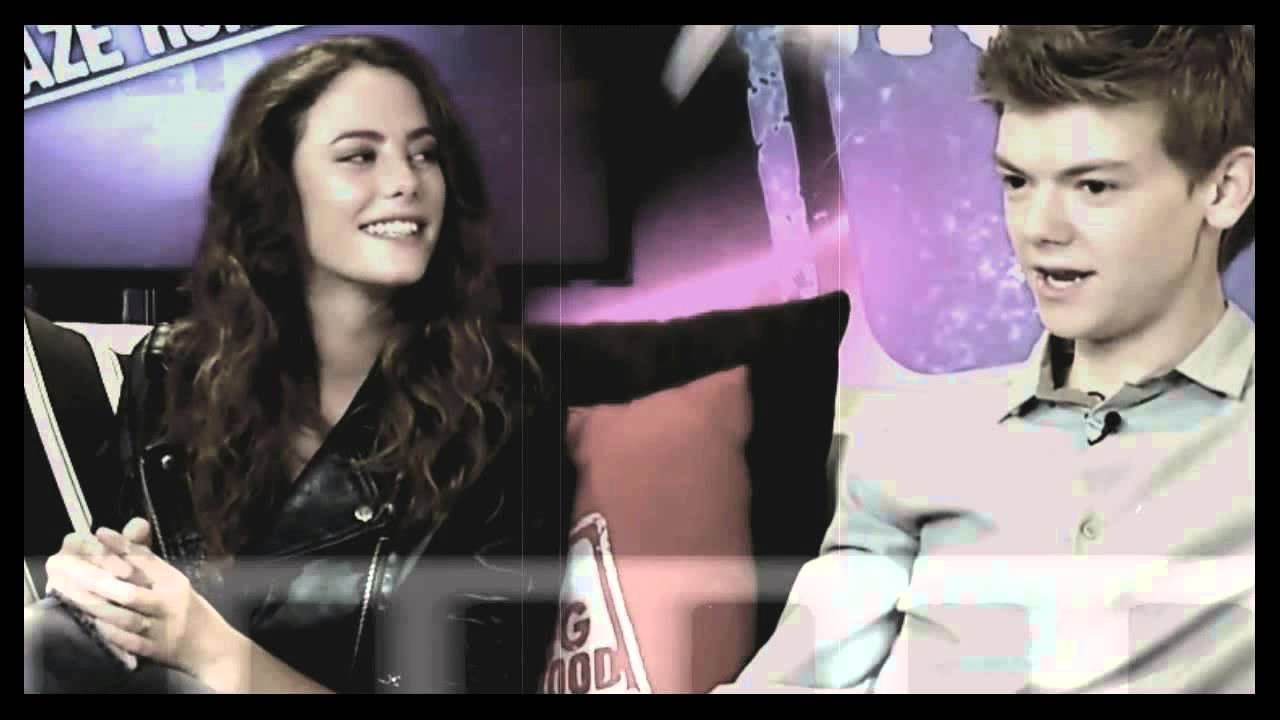Thomas Sangster || Kaya Scodelario - YouTube