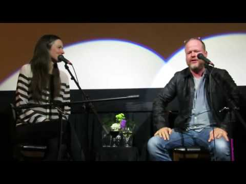 Joss Whedon & Shawnee Kilgore - Back To Eden Q&A - Dec 17, 2016