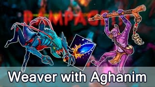 Why to buy Aghanim's Scepter for Weaver and Blink Dagger for Witch ...