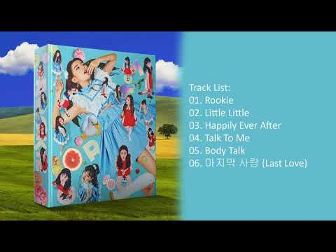 Full Album Red Velvet Rookie