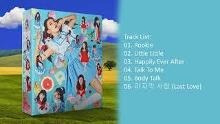 Full album Red Velvet Rookie MP3