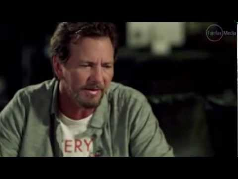 Mark Richards sits down with Pearl Jam full interview