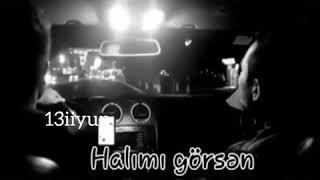 Bədbəxt insanam-vusal tənha