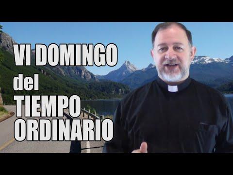 VI Domingo del Tiempo Ordinario - Ciclo A - Felices los que cumplen la ley del Señor