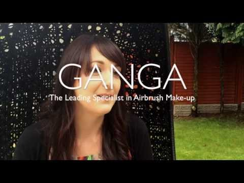 GANGA MAKE-UP Real Bride Louise's Testimonial