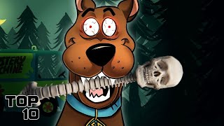 Top 10 Scary Scooby Doo Urban Legends - Part 2