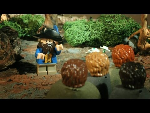 LEGO Tom Bombadil (Why was he cut?)