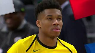 Milwaukee Bucks vs Detroit Pistons | January 29, 2019