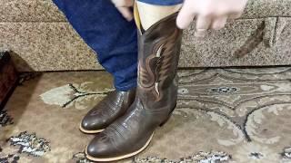 Ковбойские сапоги из Техаса от sheplers.com (Old West)