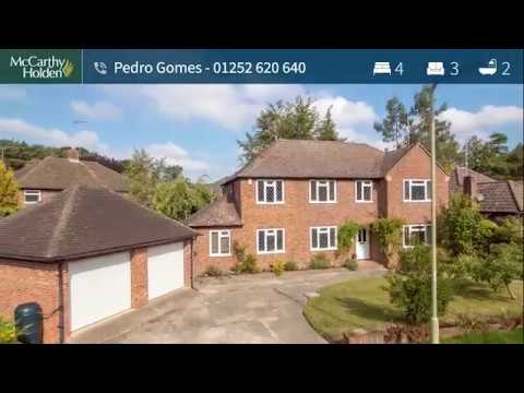 A Four Bedroom Detached House Situated in Fleet
