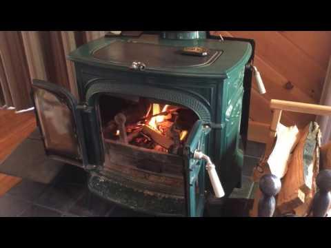 Wood Stove Instructions Youtube