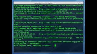 How to Install ownCloud 4 in Ubuntu Server 12.04 LTS.webm