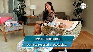 Dos emprendedoras mexicanas fundaron una compañía de productos para bebé, con la ayuda de artesanos otomíes del Estado de México