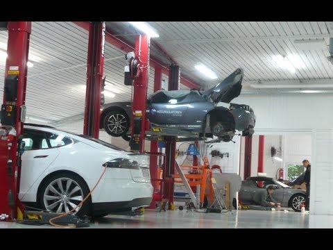 Mittwoch-News kompakt: Teslas Service-Disaster, Tesla-Killer, der Winter kommt, Apple Music Streaming im Taycan