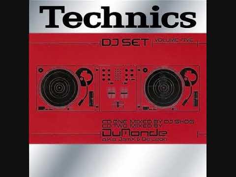 Technics DJ Set Volume Five - CD1 Mixed By DJ Shog