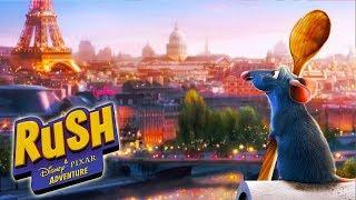 RATATOUILLE Vídeos de Juegos de Caricaturas de Disney para Niños en Español - Rush Disney #3