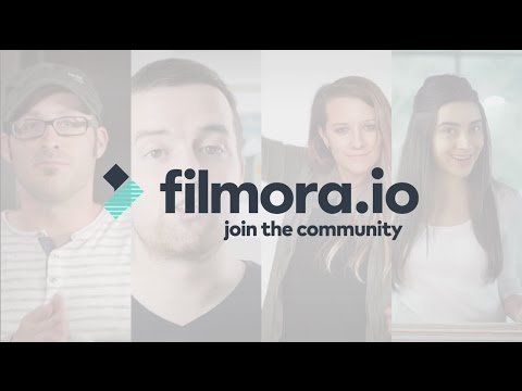 Filmora.io | A Community for Video Creators