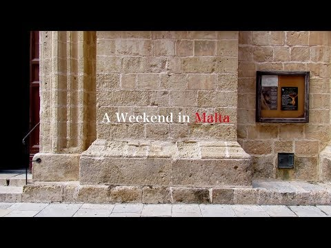 A Weekend in Malta (2019)