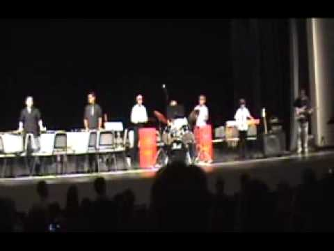 Thunder Mountain Middle School Drums