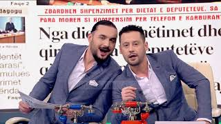 Fiks Fare, 23 Janar 2019, Pjesa 1 - Investigative  Satirical Show