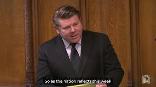 Dean Russell MP asks about NHS Cadet Scheme at Prime Minister's Questions