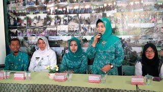Kunjungan & Pembinaan oleh Ketua TP PKK Kota Dumai soal PKK KB Kes di Kelurahan Bukit Datuk Video