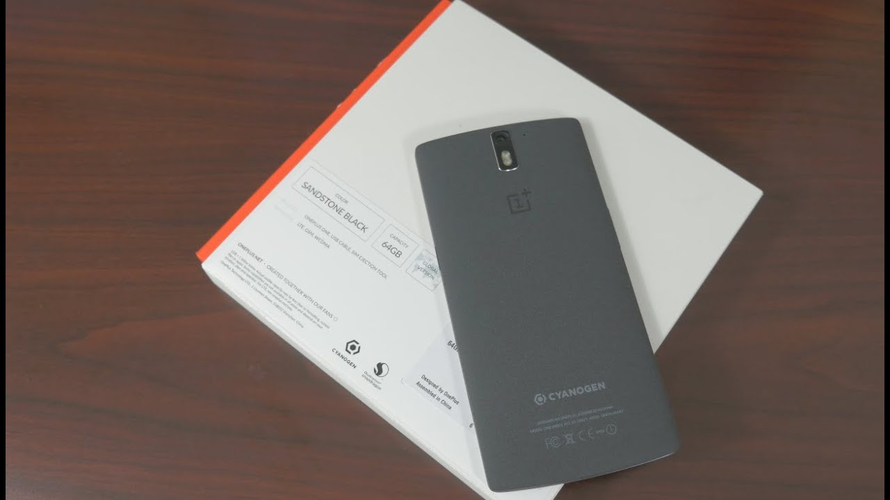 OnePlus One review (4K)