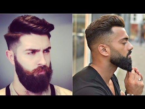 Cool & Stylish Beard Styles For Men 2017