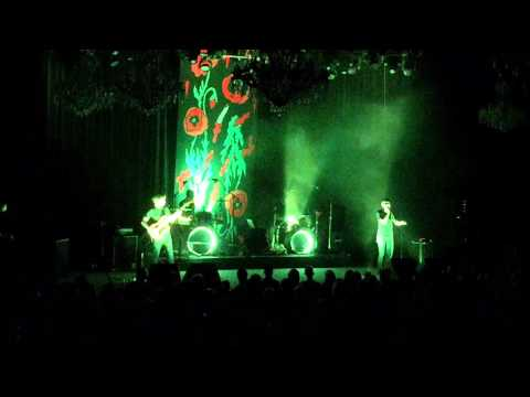 Poliça live @ The Fillmore, San Francisco (2016) (full concert)
