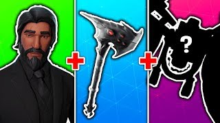 🏆 YOUR 5 BEST SKIN COMBINATIONS in Fortnite 🔥