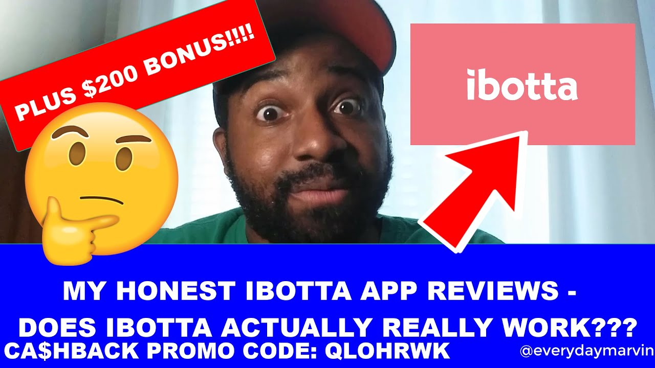 My HONEST Ibotta App Reviews - Does Ibotta Actually Really