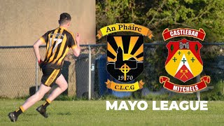 Parke v Castlebar - Dealing with Injuries - Mayo League 2019