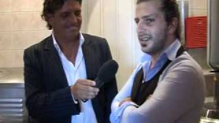 GELATERIA CAVASSA - RECCO (GE)- SPECIALE TELEVISIVO