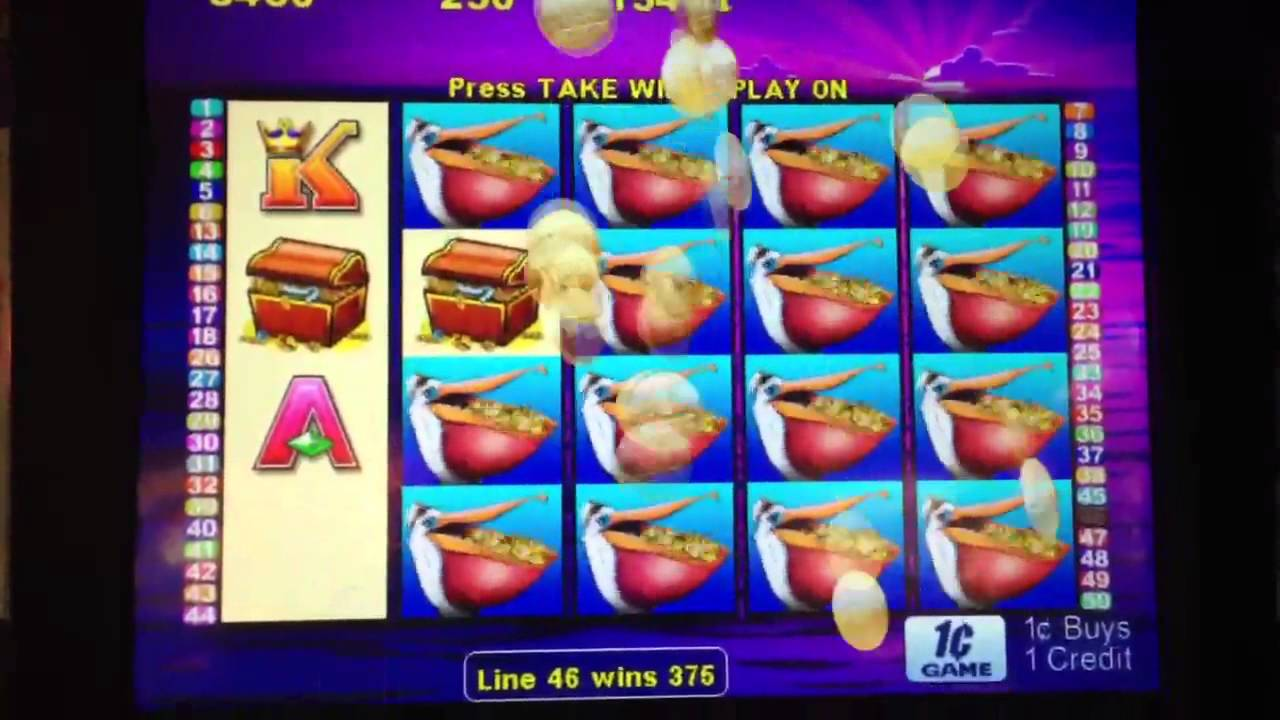 Pelican Pete Slot Machine Download