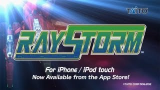 Raystorm - iPhone/iPod Touch/iPad - HD Gameplay Trailer