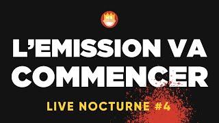 Live nocturne Chicha : Arc, Fusil, ça devient n'importe quoi !