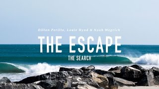The Escape | #TheSearch by Rip Curl