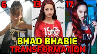 Bhad Bhabie (Danielle Bregoli)   Transformation From 1 to 17 Years Old   Biography, Lifestyle, Songs