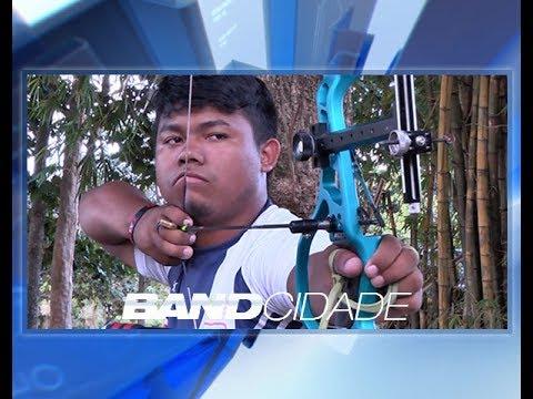 Pela 1ª vez no país, atleta indígena vai à Mundial de Tiro com Arco