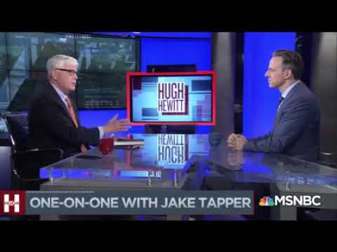 04/28/18 Hugh Hewitt Show on MSNBC - 2