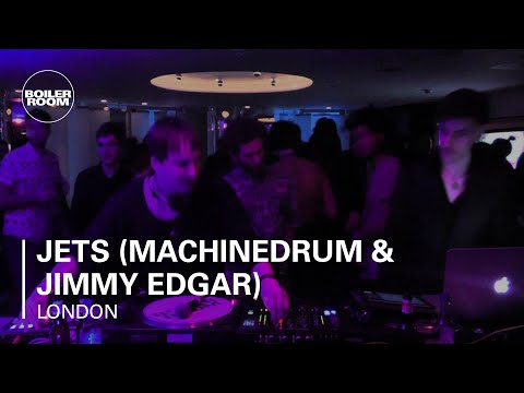JETS (Machinedrum & Jimmy Edgar) Boiler Room DJ Set at W Hotel London