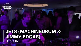 JETS (Machinedrum & Jimmy Edgar) Boiler Room DJ Set at W Hotel London