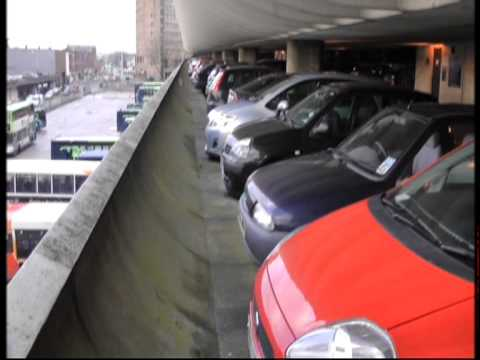 Preston Bus Station,/Car Park-Bus Ride