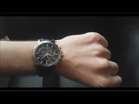 Citizen AT4000-02E Eco-Drive CHRONO PERPETUAL A-T ALARM CHRONOGRAPH RADIO CONTROLLED WATCH REVIEW.