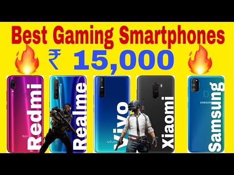 Top Gaming Smartphone Under 15000