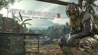 Metal Gear Online PC Gameplay [MGO]