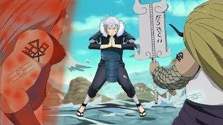 Full Fight - Tobirama Senju VS Ginkaku amp Kinkaku yang membuat tewasnya Hokage ke 2 Cerita Lengkap