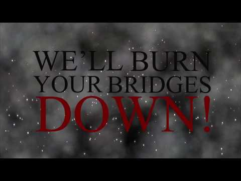 "Reverse the Moment - ""Burn Your Bridges"" Official Lyric Video"